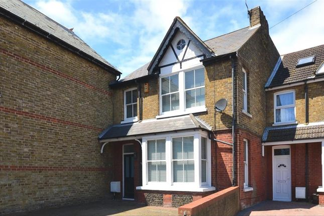 3 bed terraced house for sale in Percy Avenue, Broadstairs, Kent