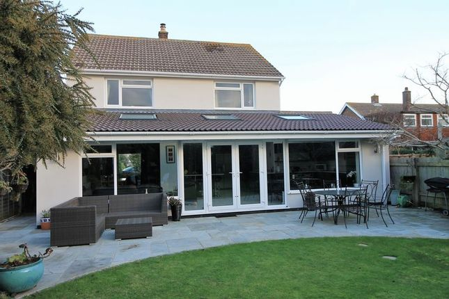 Thumbnail Detached house for sale in Cheltenham Crescent, Lee-On-The-Solent