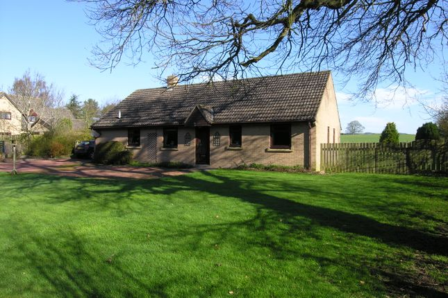 Thumbnail Detached bungalow for sale in Netherton, Near Rothbury, Northumberland