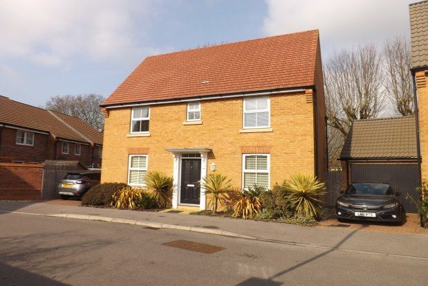 Thumbnail Property to rent in Athens Way, Waterlooville