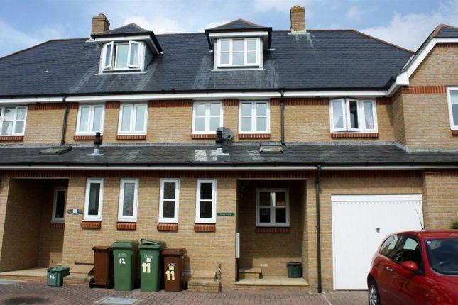 Thumbnail Terraced house to rent in Kellaway Terrace, Weymouth