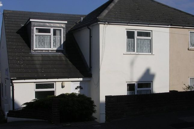 Thumbnail Property to rent in Churchill Road, Parkstone, Poole, Dorset