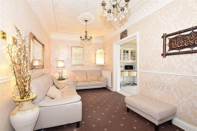 Thumbnail End terrace house for sale in St. Lukes Avenue, Ilford, Essex