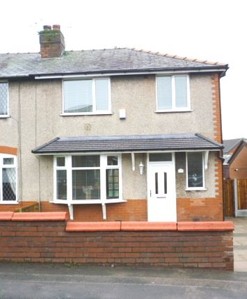Thumbnail Semi-detached house to rent in Tempest Road, Lostock