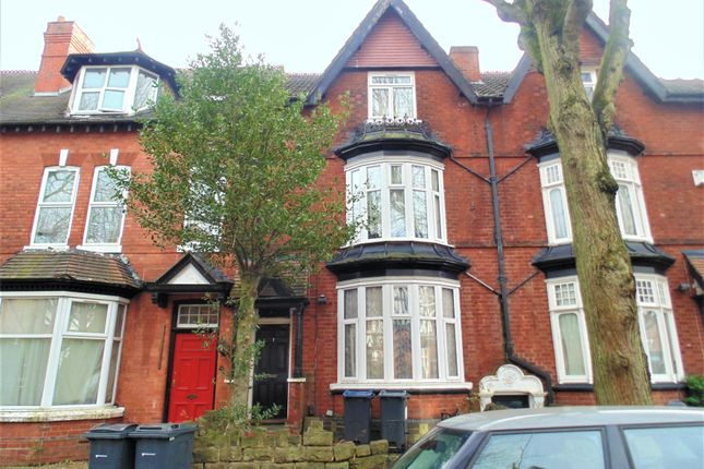 Thumbnail Terraced house for sale in Selborne Road, Handsworth Wood
