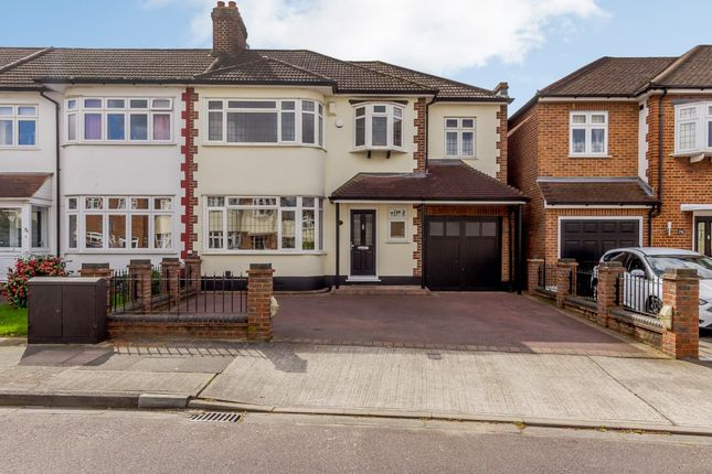 Thumbnail Semi-detached house for sale in Stanley Avenue, Romford, London