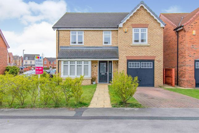 4 bed detached house for sale in Kingsbrook Chase, Wath-Upon-Dearne, Rotherham S63