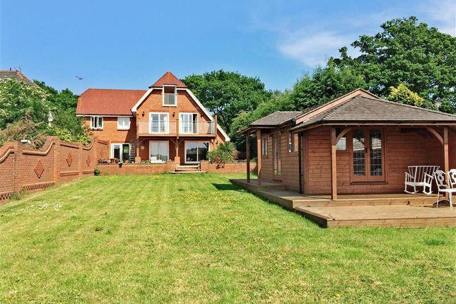 Thumbnail Detached house for sale in Billingshurst Road, Ashington, West Sussex