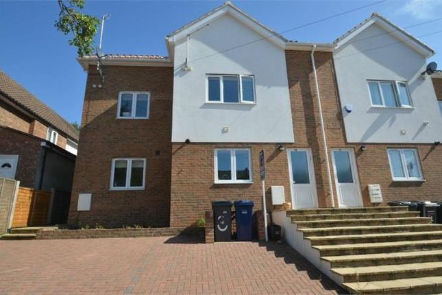 Thumbnail Detached house to rent in Abercorn Road, Mill Hill
