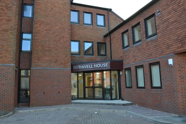 Front Aspect of Rothwell House, Pembroke Road, Newbury RG14