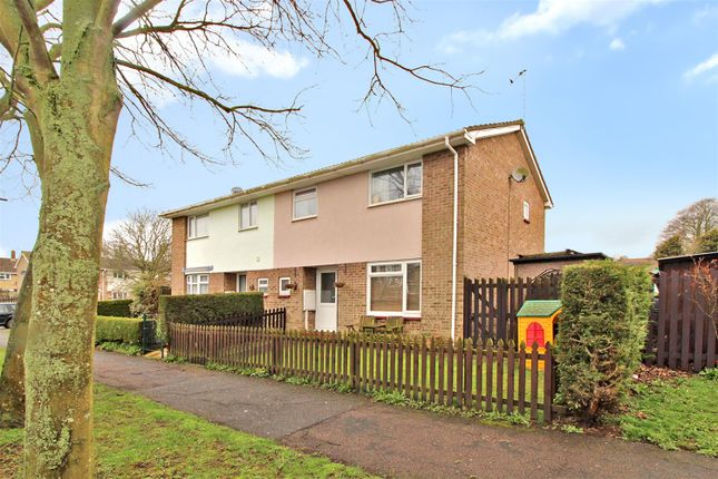 Thumbnail Semi-detached house for sale in St. James Walk, Spilsby