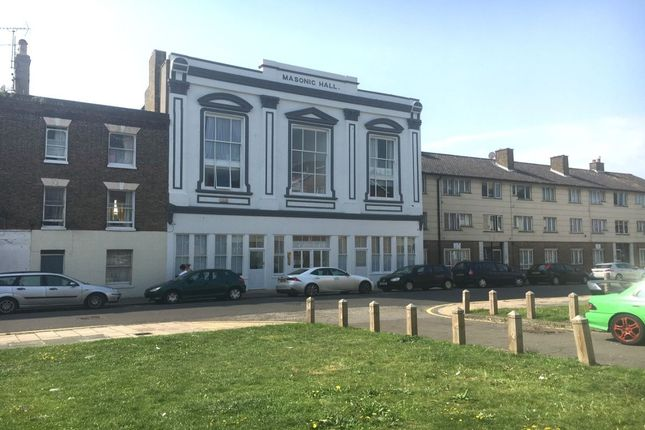 Thumbnail Flat to rent in High Street, Margate