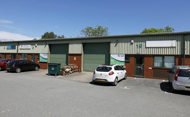 Thumbnail Light industrial to let in Units 9 & 10, Langley Park Industrial Estate, North Street, Langley Mill, Nottingham