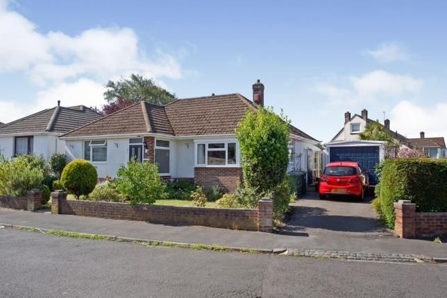 Thumbnail Bungalow for sale in Firtree Way, Southampton