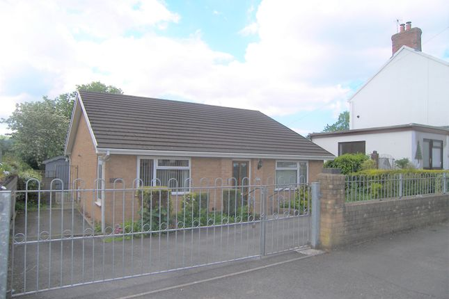 Thumbnail Detached bungalow to rent in Penyard Road, Neath Abbey, Neath