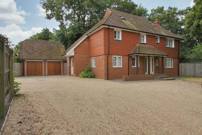 Thumbnail Detached house for sale in Wykeham Place, Andover