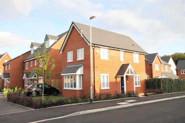 Thumbnail Detached house to rent in Marple Gardens, Worsley, Manchester