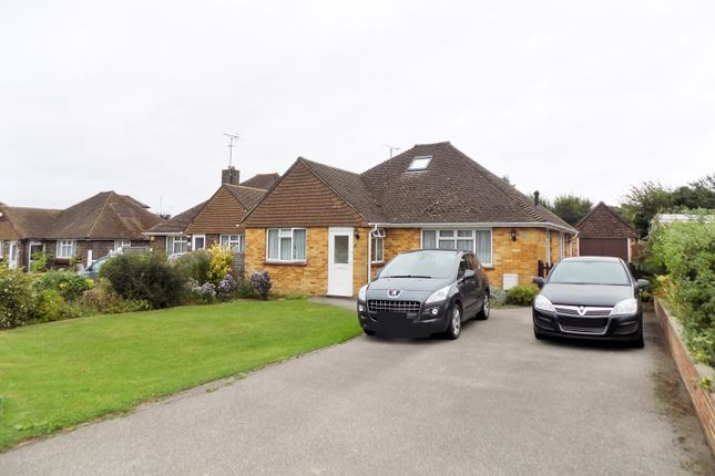 4 bed detached bungalow for sale in Cuckfield Road, Hurstpierpoint, Hassocks