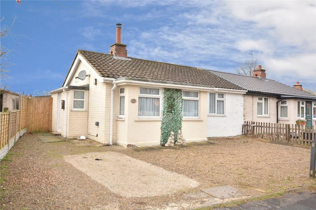 Thumbnail Bungalow for sale in West End, Boston Spa, Wetherby, West Yorkshire