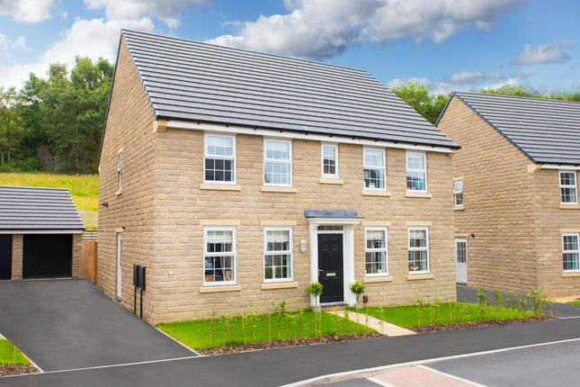"Thumbnail Detached house for sale in ""Chelworth"" at Bodington Way, Leeds"