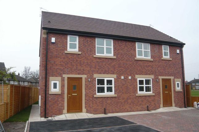 Thumbnail Semi-detached house to rent in Woodsend Road, Urmston, Manchester