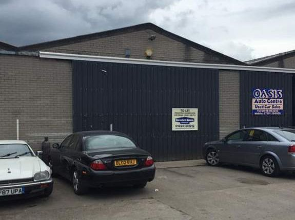 Thumbnail Light industrial to let in Unit 4 Westbank Road, Llay Industrial Estate, Llay, Wrexham