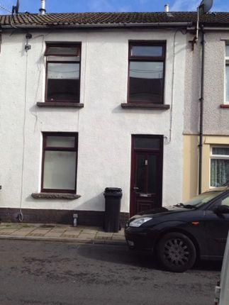 Thumbnail Terraced house to rent in Perthygleision, Aberfan, Merthyr Tydfil.