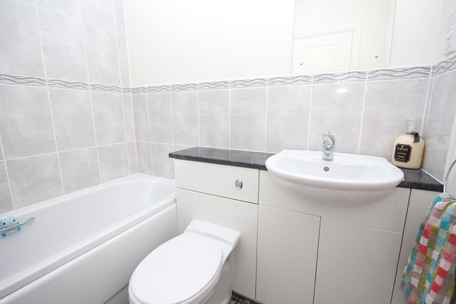 Bathroom of 4 Primrose Hill, Culduthel, Inverness IV2