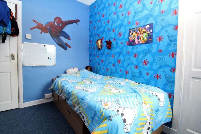 Bedroom Three of Burnbrae Crescent, Mastrick, Aberdeen AB16