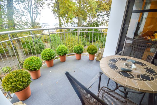 Balcony of 8 Candie Apartments, Candie Road, St Peter Port GY1