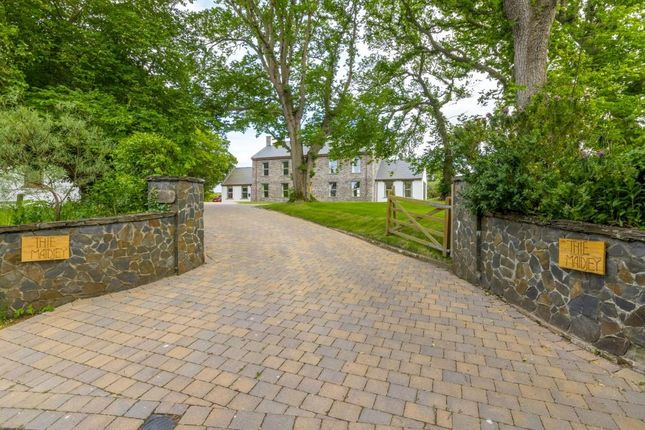 Thumbnail Detached house for sale in Thie Maidjey, Coast Road, Smeale, Ramsey
