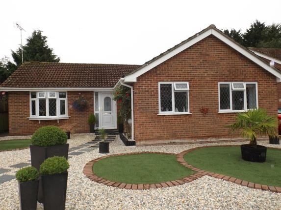 Thumbnail Bungalow for sale in Holbury, Southampton, Hampshire