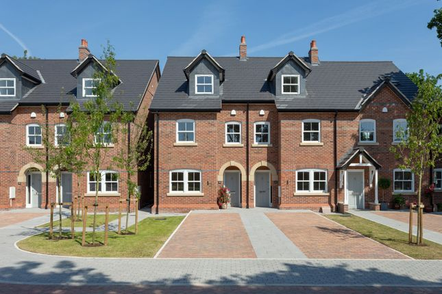 Thumbnail Town house for sale in Plot 6, The Orchard, 44 Cedarfield Road