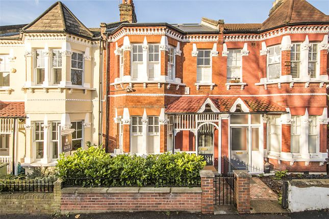 Thumbnail Terraced house for sale in Fawnbrake Avenue, London