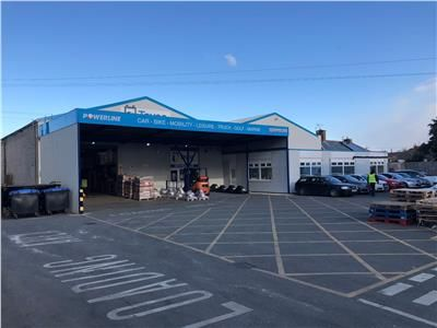 Thumbnail Industrial to let in Tayna Business Park, High Street, Abergele, Conwy