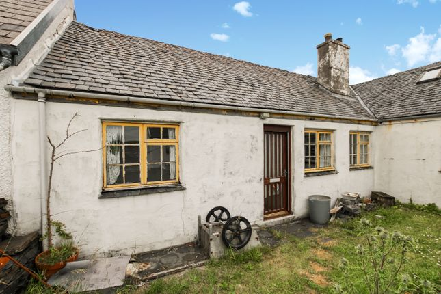 Thumbnail Terraced bungalow for sale in 25A Easdale Island, By Oban