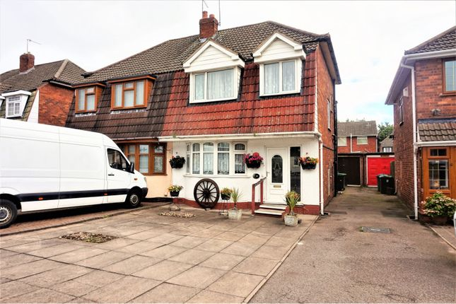 Manorford Avenue, West Bromwich B71