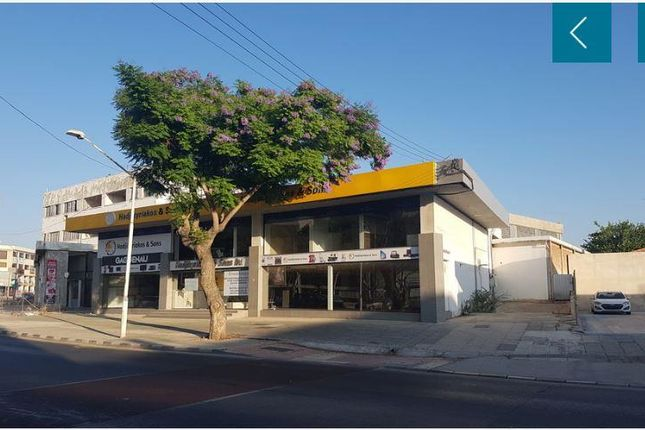 Thumbnail Retail premises for sale in Makarios Avenue III, Limassol, Cyprus