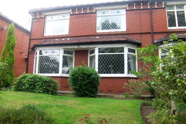 Thumbnail Semi-detached house for sale in Dowson Road, Hyde