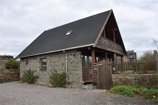 Thumbnail Detached house for sale in Rufflers Close Cottages, Henshaw, Bardon Mill, Northumberland.