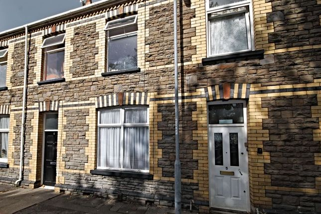 Thumbnail Terraced house for sale in Pugsley Street, Newport, West Side