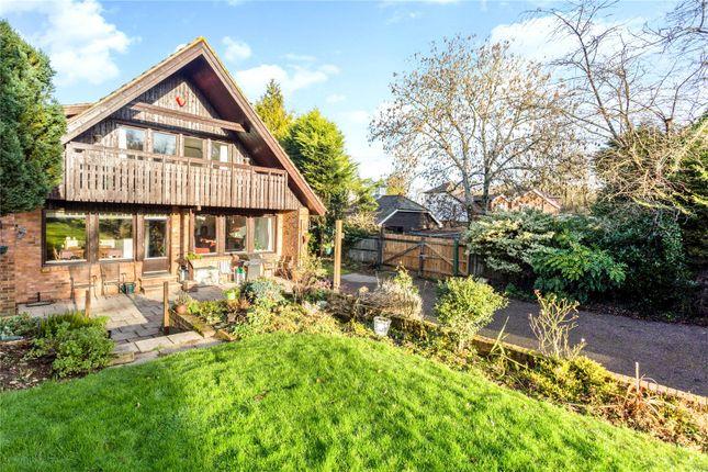 Thumbnail Detached house for sale in Otford Lane, Halstead, Sevenoaks, Kent