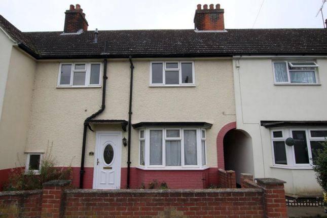 Thumbnail Terraced house to rent in Coniston Square East, Ipswich