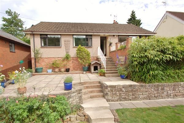 4 bed detached bungalow for sale in Railway Road, Cinderford