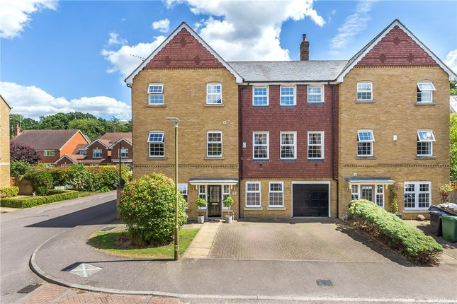 Thumbnail Semi-detached house for sale in Ellis Fields, St. Albans, Hertfordshire