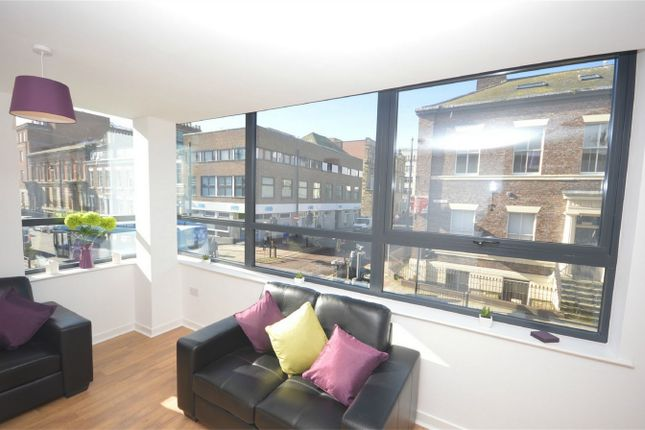 Thumbnail Flat to rent in John Street, City Centre, City Centre Sunderland, Tyne And Wear