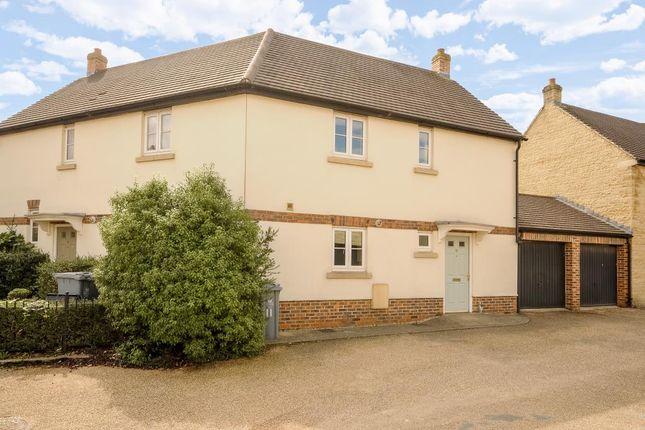 Thumbnail Semi-detached house to rent in Lupin Lane, Carterton