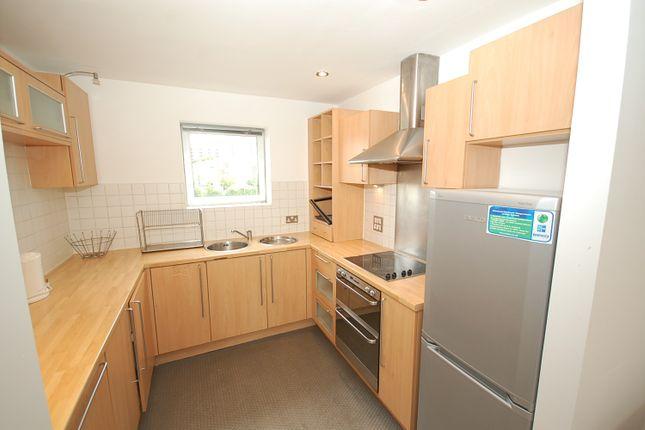 Kitchen of Burlington Street, Hulme, Manchester M15
