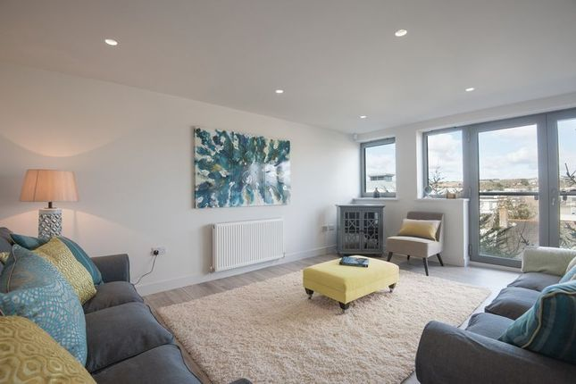 Thumbnail Flat for sale in Infirmary Hill, Truro