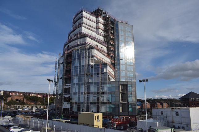 Thumbnail Flat for sale in Herculaneum Quay, Liverpool, Merseyside